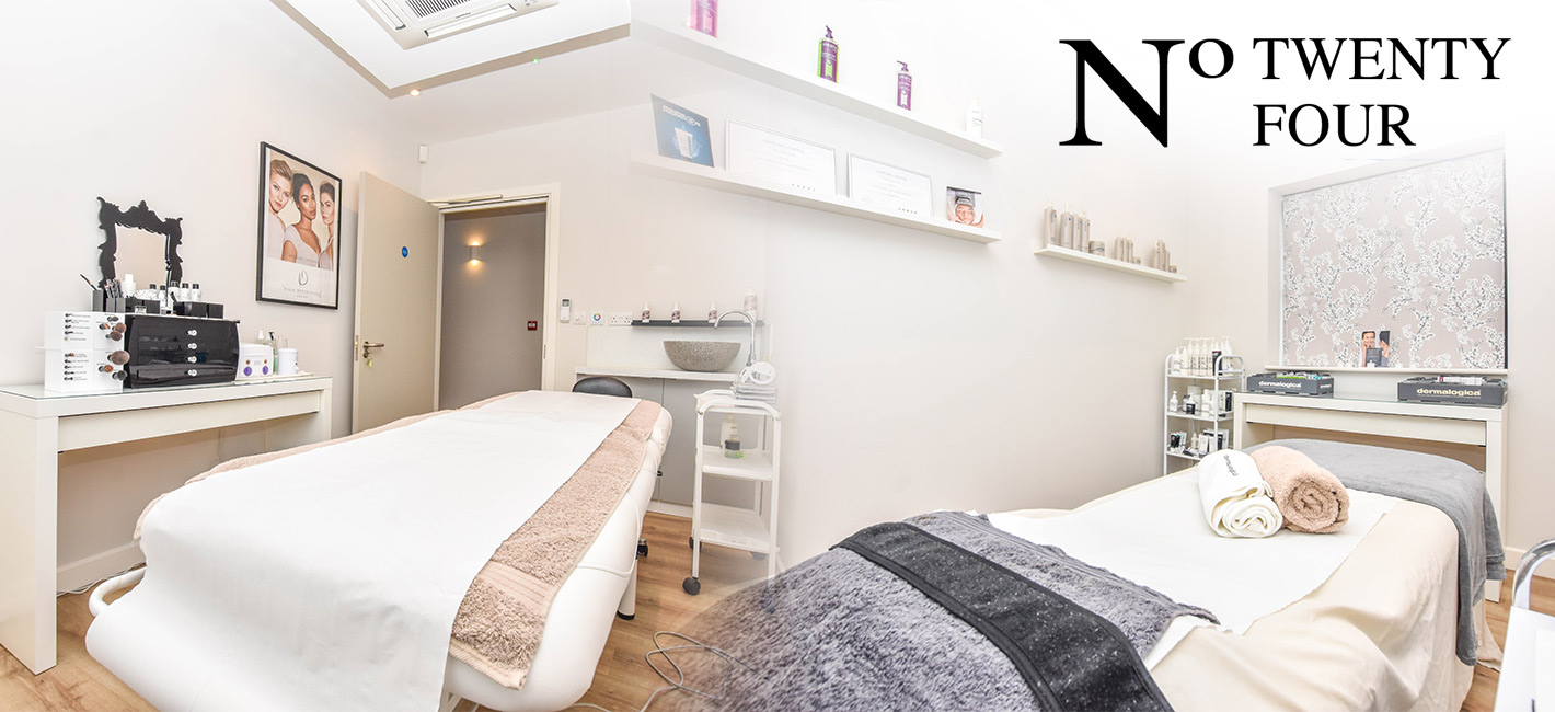 No Twenty Four Skin Treatments